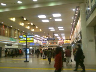東上線川越駅