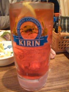大宮の酒蔵「力」で飲んでいました