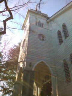 懐かしの礼拝堂