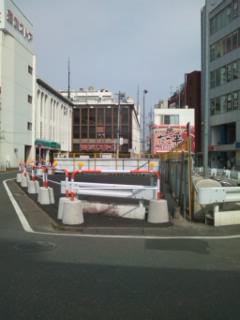 上福岡駅東口駅前