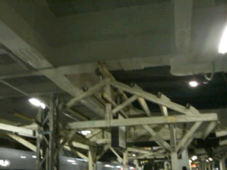 所沢駅工事の進捗状況